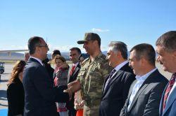 Malatya'ya atanan Vali Toprak göreve başladı