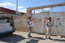 İHO Ebrar Viranşehir'de muhtaçları sevindirdi