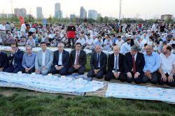 Bakan Ala: Tek arzumuz başkanlık sistemini getirmektir foto