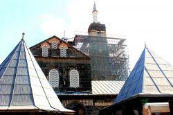 Diyarbakır Ulu Cami'nin restorasyon çalışmaları tekrar başladı