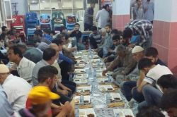 Yeni İhya-Der'den iftar yemeği