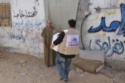 IHO EBRAR Gazze'de Ramazan yardımlarına devam ediyor