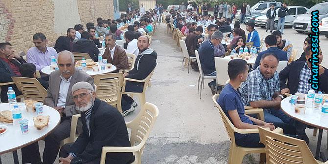HÜDA PAR Bingöl il teşkilatından iftar programı