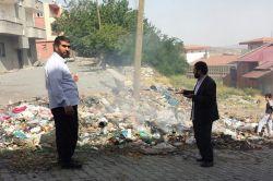 Şırnak halkının çöp ve susuzluk isyanı