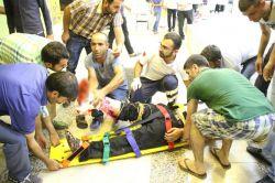 Pasajın bodrum katında patlama: 4 yaralı