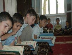 Çınar'da Camiler çocuk sesleri ile şenlendi-foto