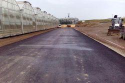 İl Özel İdaresinden asfalt çalışması