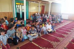 Köylerde Kur'an kursu heyecanı foto