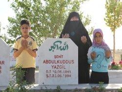 Ji zimanê malbata wî heyata Şehîd Abdulqudus Yazgîl