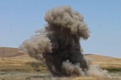 Diyarbakır'da 300 kilo patlayıcı imha edildi