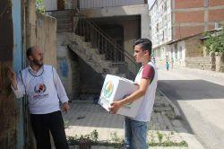 Avrupa Yetim-Der'den Elazığ'daki muhtaç ailelere yardım foto