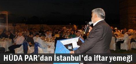 HÜDA PAR'dan İstanbul'da iftar yemeği foto