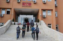 Iğdır'da 3 motosiklet hırsızı yakalandı foto