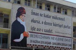 Bediüzzaman Said Nursi, Şanlıurfa'da anılacak