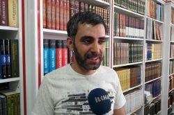Diyarbakır'da Ramazan ayında Kur'an-ı Kerim ve dini kitaplara büyük ilgi foto