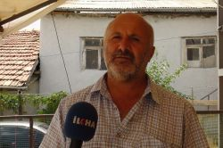 Köylüler Belediye Başkanının alt yapı sözünü tutmasını bekliyor