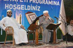 Kur'an Nesli Platformu'ndan 'Kur'an ziyafeti'