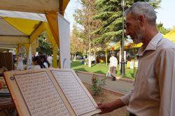 Gaziantep'te dini kitap fuarı açıldı foto