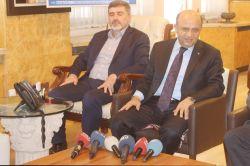 Bakan Işık: Nusaybin yeniden inşa edilecek