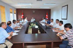 Batman Valisi Ahmet Deniz, kurum çalışmalarını denetledi foto