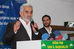 Yapıcıoğlu: Huzur ve kardeşlik istiyorsak mutlak suretle adalet! foto