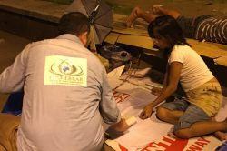 IHO-EBRAR'dan Filipinler'deki evsizlere sıcak yemek
