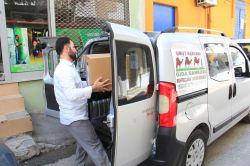 Bursa Umut Kervanı Ramazan yardımlarına devam ediyor foto