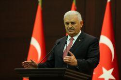 Başbakan Yıldırım Türkiye-İsrail anlaşmasına ilişkin açıklamalarda bulundu