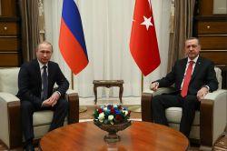 Cumhurbaşkanı Erdoğan'dan Putin'e 'üzgünüz' mektubu