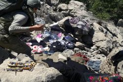 Lice'de PKK'ye yönelik operasyonlar sürüyor