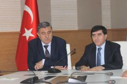 'İsot biberinin pazar potansiyelinin artırılması' toplantısı