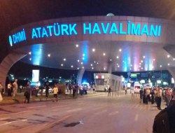 Havalimanına saldırıda 10 kişi hayatını kaybetti video-foto