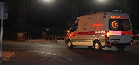 Kolunu pres makinesine kaptıran işçi ağır yaralandı