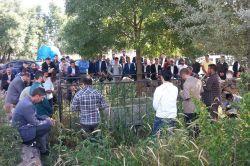 HÜDA PAR 6-7 Ekim'de katledilen üyelerinin kabrini ziyaret etti