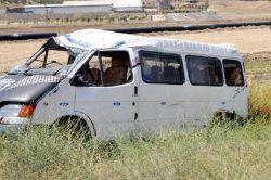 Gaziantep Nurdağı'nda kaza: 11 yaralı