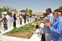 PKK'nin katlettiği 'cami yarenleri' rahmetle yâd edildi foto