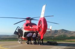 Malatya Arapgir'de çapa motoru devrildi: 5 yaralı