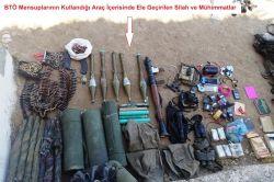 Silvan'daki operasyonlarda 3 PKK'li öldürüldü foto