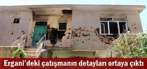Ergani'deki çatışmanın detayları ortaya çıktı