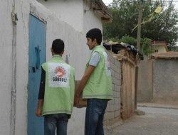 Çınar Şefkat der Ramazan Ayı faaliyet raporunu açıkladı