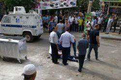Bismil'de alacak-verecek kavgasında bir kişi öldü