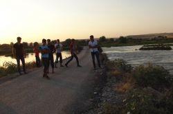 Çınarda Dicle Nehrinde kaybolan çocuk 2 gündür bulunamıyor video foto