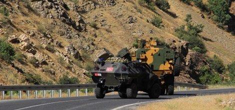 Çukurca'da çatışma: Bir asker hayatını kaybetti