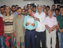 28 Şubat ve FETÖ mağdurlarına bir destek de Mersin'den