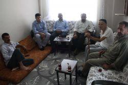 Mersin'de 28 şubat ve FETÖ mağduru  ailelere bayram  ziyareti
