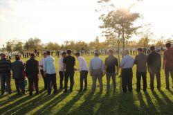 Van'da Peygamber Sevdalıları bayramlaştı