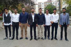 Bursa İHL'li gençler bayramda Suriyelileri unutmadı