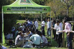 İstanbul'da bayramlaşma etkinliği