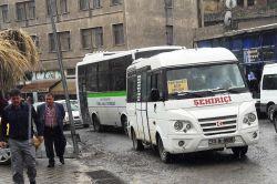 Bitlis'te kısa süreli yağmur serinletti