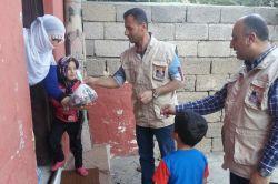 STK'ların Kurban eti dağıtımı bayramın son günüde devam etti